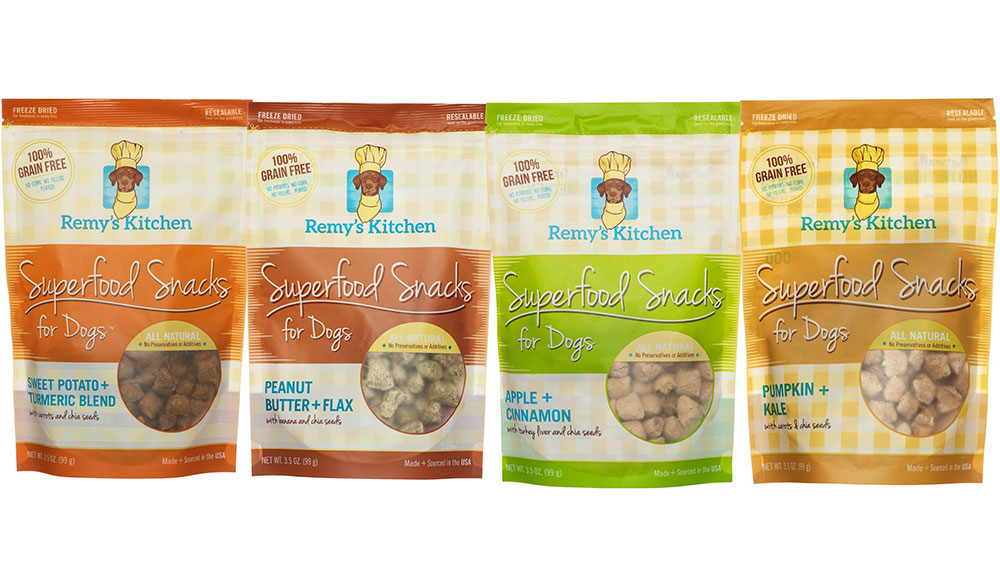 Superfood Snacks for Dogs